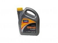 Масло моторное 15W-40 минеральное YUKO 4л
