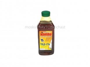 Масло трансмиссионное 85W-90 минеральное ТАД-17 GL-5 (0,8л) УЗФАМ