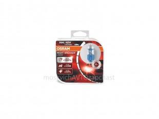 Автолампа OSRAM 64193NBL H4 Night Breaker LASER 60/55W 12V P43T HardDuopet
