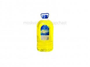 Жидкость омывателя стекол (-20) 000017777 GLINT 5 л (лайм)