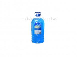 Жидкость омывателя стекол (-20) 000017778 GLINT 5 л (море)