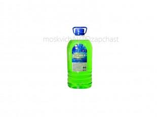 Жидкость омывателя стекол (-20) 000017779 GLINT 3 л (зеленое яблоко)