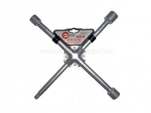 Ключ баллонный крестовой HT-1602 Intertool