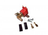 Клапан электромагнитный ГБО бензиновый Atiker латунный K01.001226