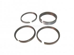 Кольца поршневые Москвич 408 D77,38