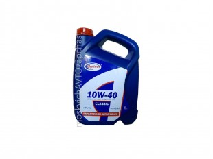 Масло моторное 10W-40 полусинтетическое Classic SG/CD (5л) Агринол