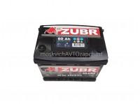 Аккумулятор ZUBR EXIDE Ultra 000022713 (стандарт) (242х175х190) (Беларусь) 12v, 60Ah (600A)
