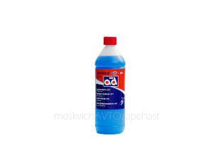 Охлаждающая жидкость Antifreeze AD -35°C синяя 1л