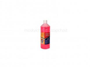 Охлаждающая жидкость Antifreeze AD -35°C красная 1л