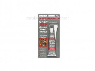 Герметик серый 999 Аbro, 85 г