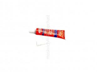 Герметик термостойкий Abro красный, 32 г