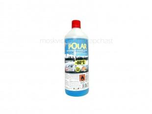 Жидкость незамерзающая в бачок омывателя (концентрат -80°C) B-Clean 1л