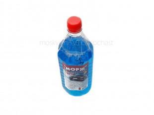 Жидкость омывателя стекол Морж 1л (-20) (море)