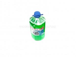Жидкость омывателя стекол Морж 5л (-20) (зеленое яблоко)