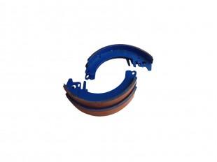 Колодка тормозная задняя Москвич 412 Авто-Престиж, комплект