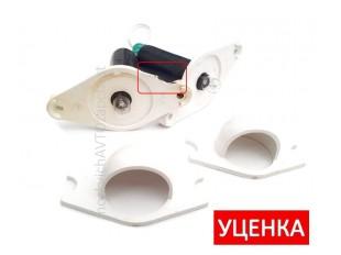 Фонарь освещения номерного знака Москвич 412, 2140 пластик уценка, комплект
